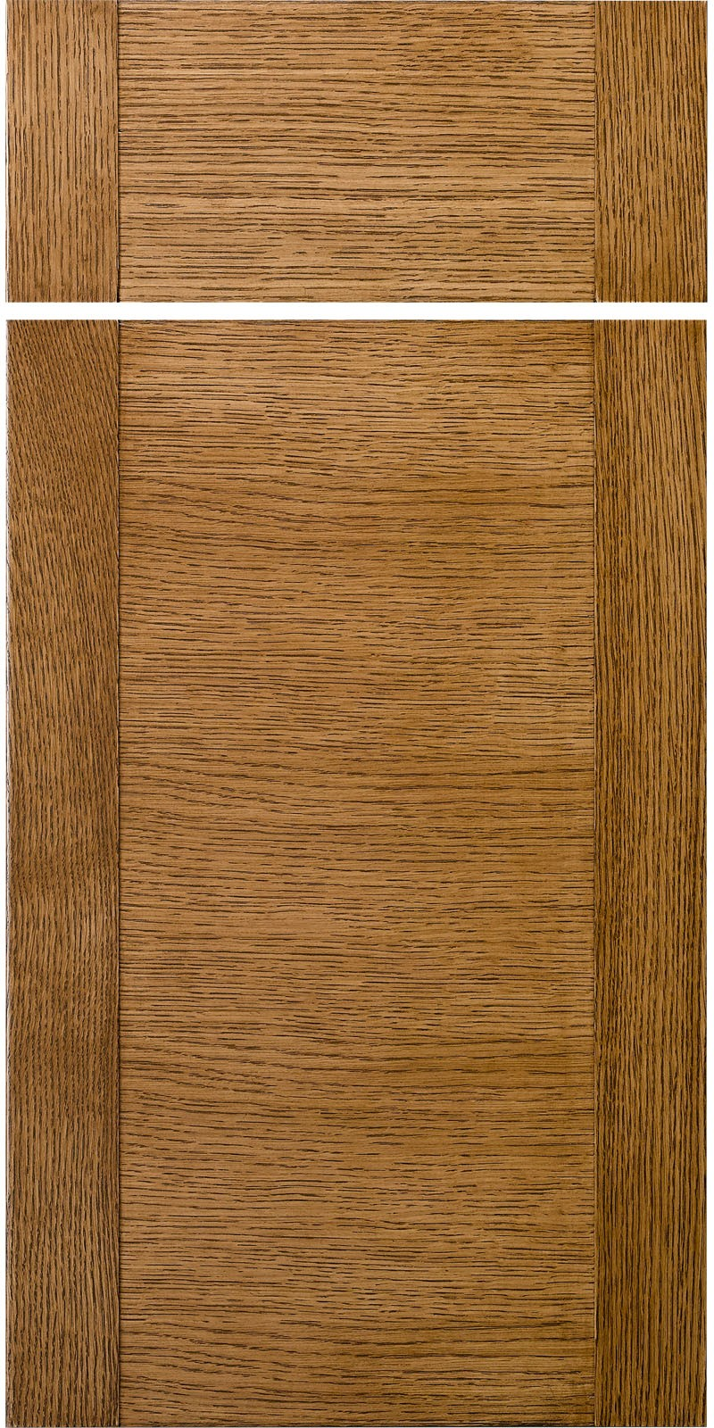 Aurora – White Oak Door Sample