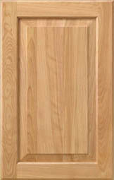 Red Birch Sample Door