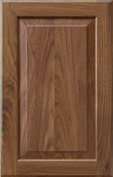 Walnut Sample Door