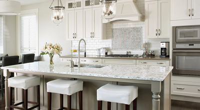 Traditional Style Sample Kitchen
