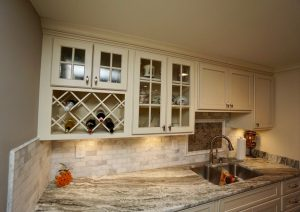 Game Changing Glass Front Kitchen Cabinet Doors