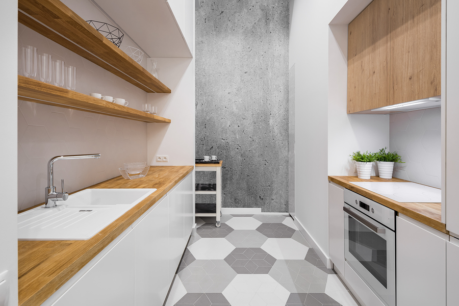 Ways To Make Your Small Kitchen Efficent
